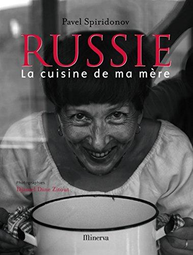 9782830709162: Russie : La cuisine de ma mère
