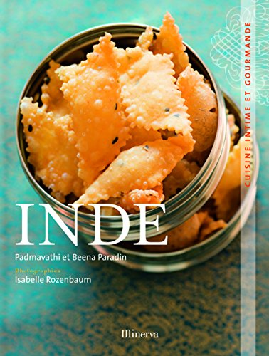 9782830710311: Inde, intime et gourmande (French Edition)