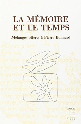 9782830906318: La Mémoire et le temps
