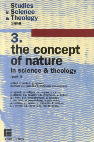 9782830908596: The concept of nature in science and theology (Studies in science and theology)