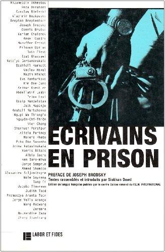 Ecrivains en prison: Collectif