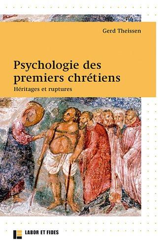 psychologie des premiers chretiens: Gerd Theissen