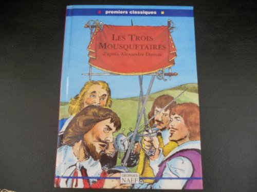 9782831302621: Les Trois mousquetaires 072397