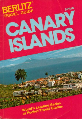Berlitz Travel Guide to the Canary Islands: Berlitz Guides