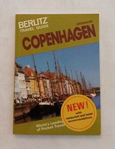 9782831500522: Copenhagen (Berlitz Travel Guide)