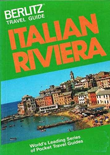 9782831501512: Berlitz Travel Guide to the Italian Riviera (Berlitz Travel Guides)