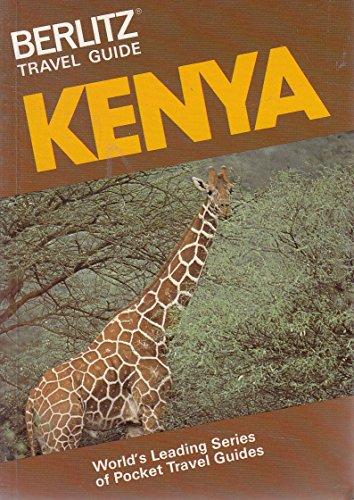 9782831501628: Berlitz Travel Guide to Kenya (Pocket Travel Guides)