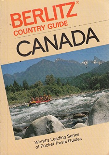 Canada (Berlitz Country Guides): Altman, Jack