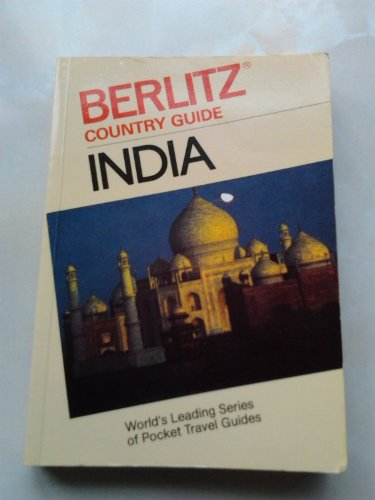 9782831503363: Berlitz Country Guide to India (Travel Guide)