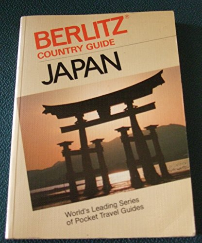 9782831503455: Berlitz Country Guide to Japan