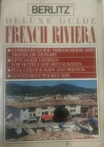 Berlitz Deluxe Guide: French Riviera