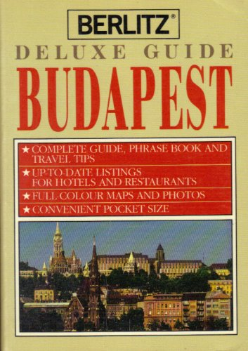 9782831504025: Budapest (Deluxe Guide to Berlitz)