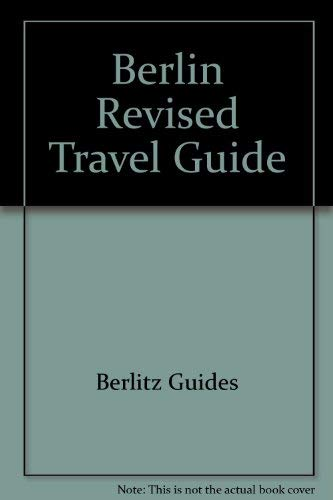 9782831505763: Berlin Revised Travel Guide
