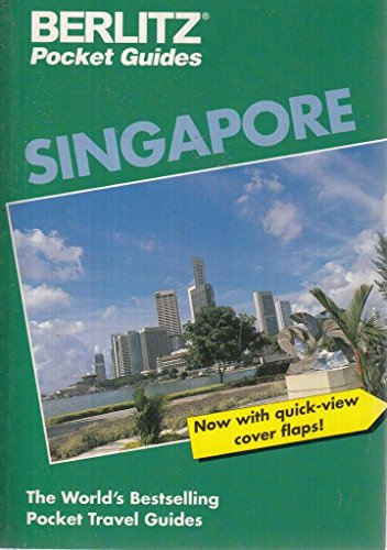 9782831506258: Berlitz Singapore [Lingua Inglese]
