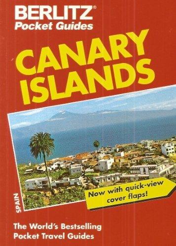 Canary Islands (Berlitz Pocket Travel Guides): Paul Murphy