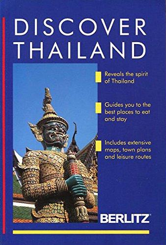 9782831506692: Discover Thailand (Berlitz Discover Series)