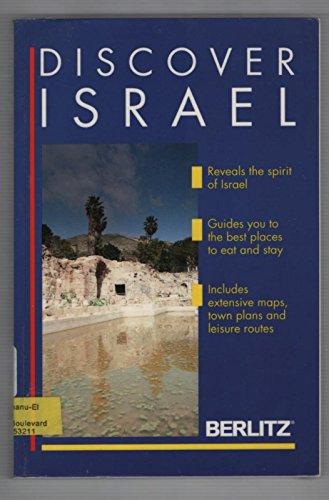 9782831506715: Berlitz Discover Israel (Berlitz Discover Series)