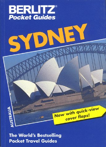 9782831507149: Berlitz Sydney [Lingua Inglese]