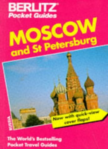 9782831507286: Berlitz Pocket Guides: Moscow and St. Petersburg