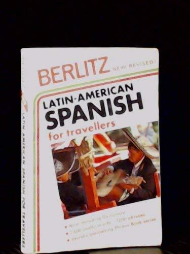 9782831507521: Latin American Spanish Phrase Book (Berlitz Phrasebooks)