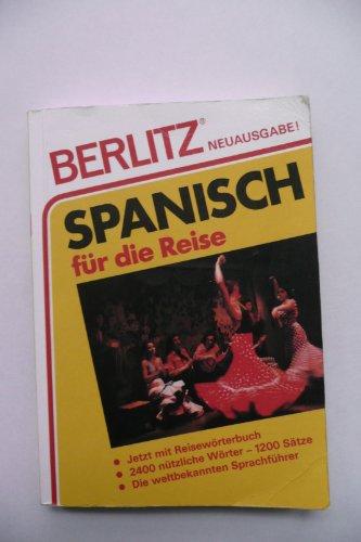 9782831507750: Spanisch für die Reise