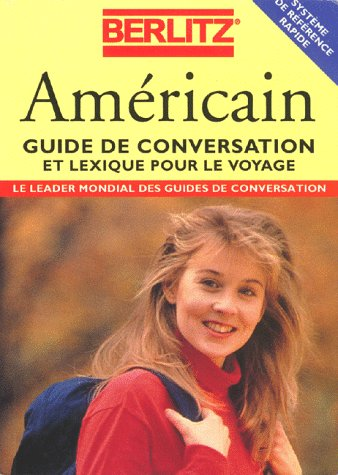 9782831508603: Berlitz US English for French Phrase Book