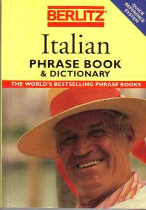 9782831508924: Italian Phrase Book & Dictionary (Berlitz Phrase Books)