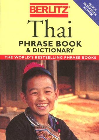 9782831509310: Berlitz Thai Phrase Book