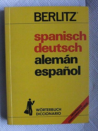 9782831509617: Deutsch-Spanisch - Spanisch-Deutsch