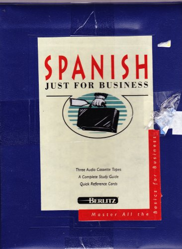Spanish: Just for Business (Spanish Edition): Shipton, Caroline; Millar, Jane