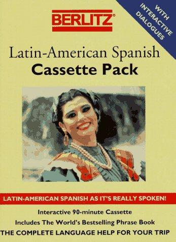 9782831511016: Berlitz, Latin-American Spanish : Cassette pack