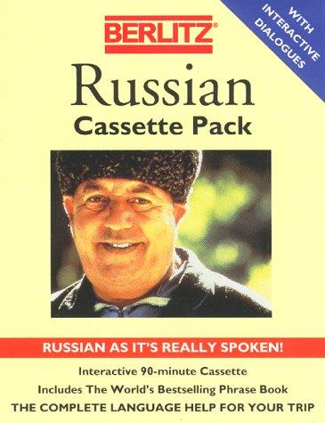 9782831511030: Berlitz Russian Cassette Pack: Russian As It's Really Spoken! (Berlitz Cassette Packs) (Russian Edition)