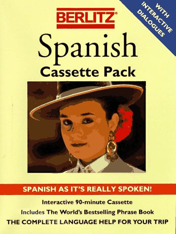 9782831511047: Berlitz Spanish (Berlitz Cassette Packs) (Spanish Edition)