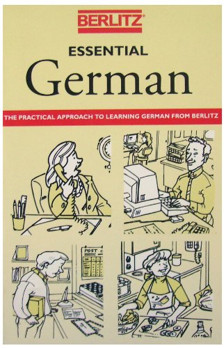 9782831517971: Berlitz Essential German: The Brand New Approach to Learning German from Berlitz
