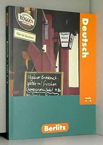 Deutsch (stufe, 3-4): Lenguages, Berlitz