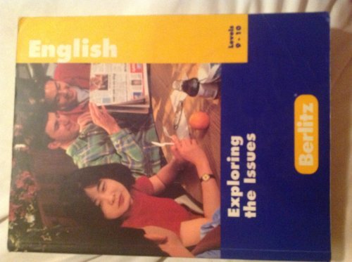 9782831519807: Exploring the Issues English Levels 9-10