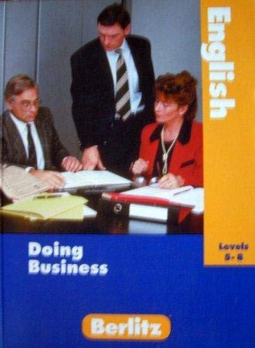 9782831521596: Doing Business In English