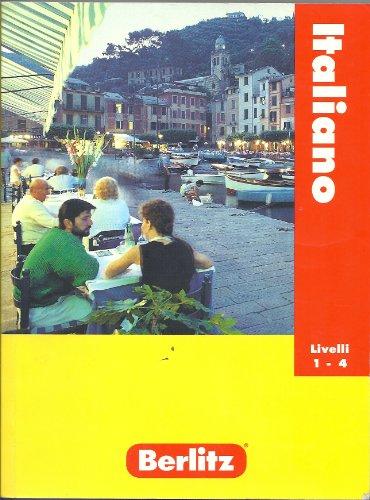 Berlitz Italiano Livelli 1-4: Inc Berlitz Languages