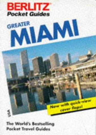 Miami (Berlitz Pocket Travel Guides): Berlitz Publishing