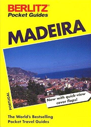Madeira Pocket Guide: Berlitz Editors Staff