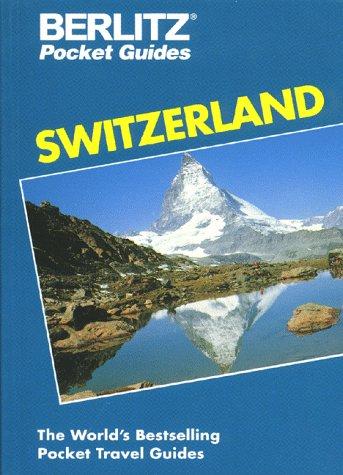9782831523590: Switzerland Berlitz Travel Guide 1994 (Berlitz Pocket Travel Guides)