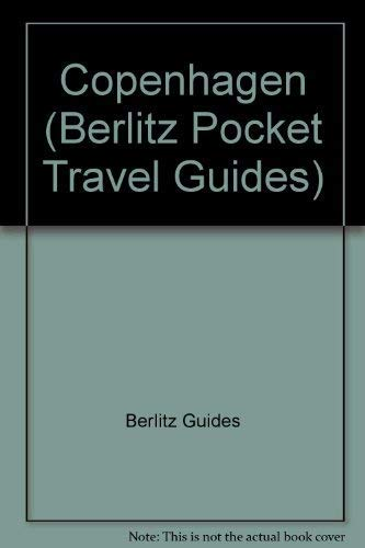 9782831523682: Copenhagen (Berlitz Pocket Travel Guides)