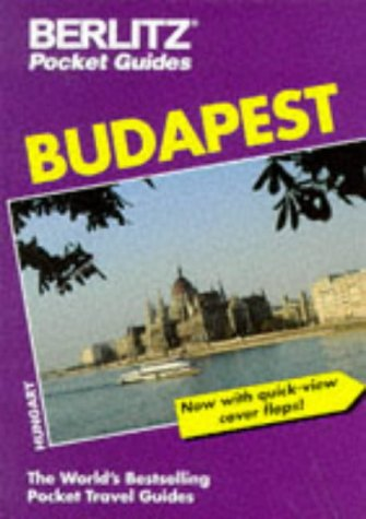 9782831525488: Budapest Pocket Guide