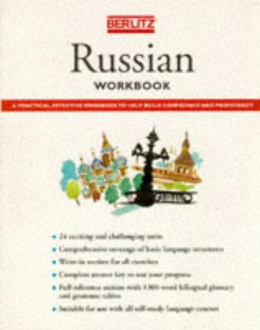 9782831550848: Berlitz Russian Workbook (Berlitz Workbooks S.)