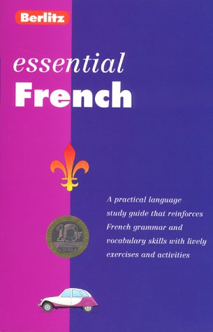 Essential French: Berlitz Publishing/APA Publications