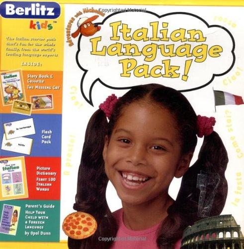 Berlitz Kids Italian Language Pack: Berlitz Guides
