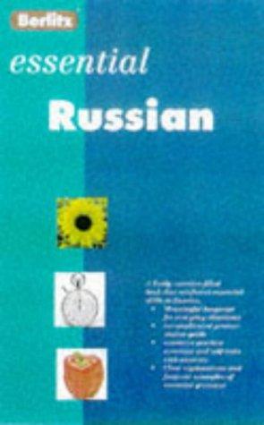 9782831562353: Berlitz Essential Russian (Berlitz Essentials)
