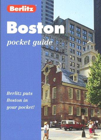 9782831562902: Berlitz Boston Pocket Guide