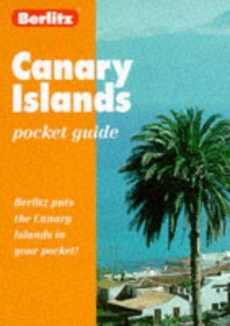 Canary Islands (Berlitz Pocket Guides): Berlitz Guides