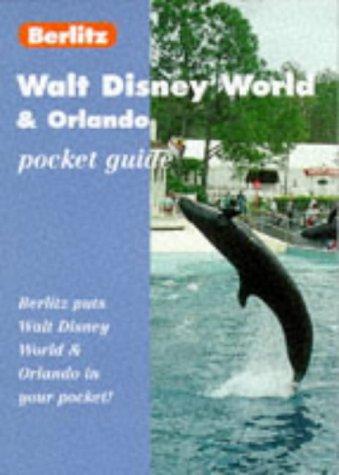 9782831562988: Berlitz Walt Disney World Pocket Guide